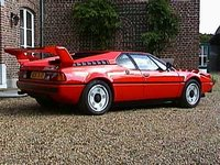 1978 BMW M1 Overview