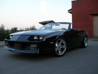 Picture of 1989 Chevrolet Camaro IROC Z Convertible, exterior