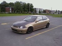 Picture of 1999 Honda Civic DX Hatchback, exterior, gallery_worthy