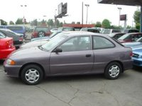 Picture of 1998 Hyundai Accent 2 Dr GS Hatchback, exterior
