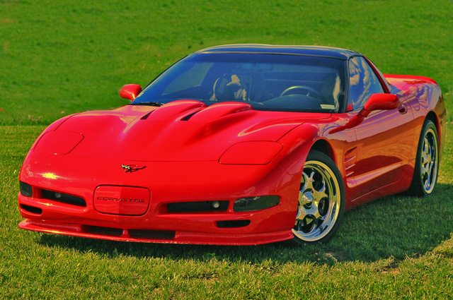 Picture of 1999 Chevrolet Corvette Coupe, exterior