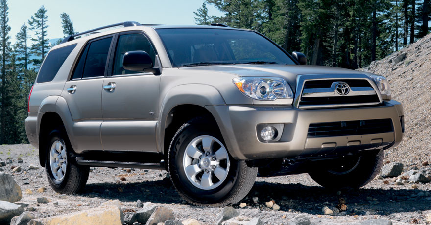 2007 toyota 4runner overview cargurus. Black Bedroom Furniture Sets. Home Design Ideas