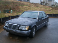 1994 Mercedes-Benz E-Class E420, 1994 Mercedes-Benz E420 Mercedes-Benz E420 Sedan picture, exterior