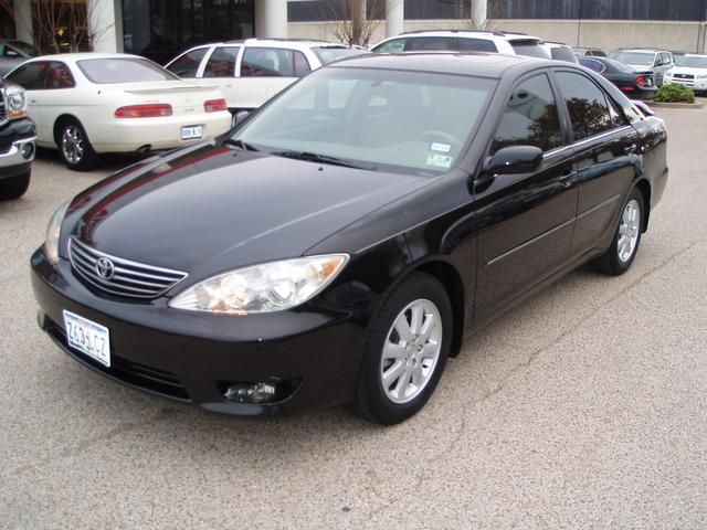 toyota camry 2005 xle. 2005 Toyota Camry XLE picture,