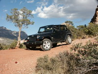 Picture of 2008 Jeep Wrangler Unlimited Sahara, exterior