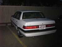 Picture of 1988 Mercury Topaz, exterior, gallery_worthy