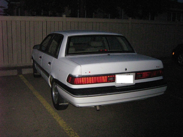 Picture of 1988 Mercury Topaz