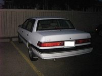 1988 Mercury Topaz Picture Gallery
