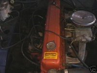 Picture of 1978 Holden Torana, engine