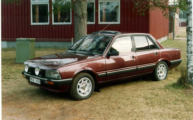 Picture of 1986 Peugeot 505, exterior, gallery_worthy