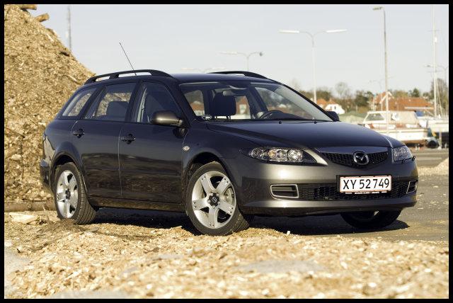 Mazda 6 Wagon 2006. 2006 Mazda MAZDA6 s Grand