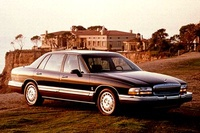 1993 Buick Park Avenue 4 Dr Ultra Supercharged Sedan picture, exterior