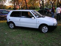 1992 Fiat Uno Overview