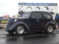 1953 Ford Anglia Overview
