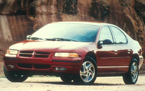 1997 Dodge Stratus 4 Dr STD Sedan picture