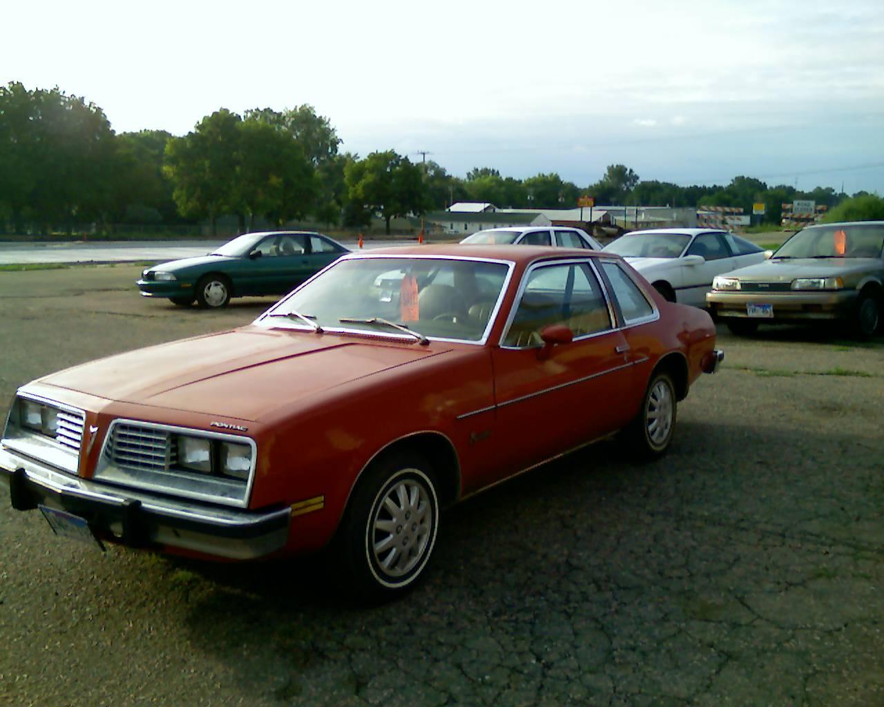 1980 Pontiac Sunbird picture, exterior