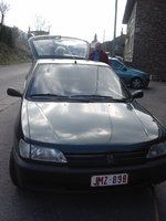 Picture of 1994 Peugeot 306, exterior