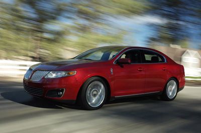Picture of 2009 Lincoln MKS Sedan, exterior, manufacturer, gallery_worthy