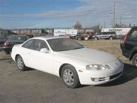 1992 Lexus SC 400 Picture Gallery