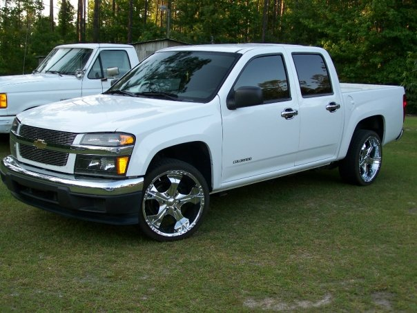 2005 chevrolet colorado 4 dr z85 ls crew cab sb picture exterior. Cars Review. Best American Auto & Cars Review