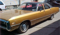 1972 Chrysler Newport Overview