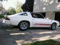 1981 Chevrolet Camaro picture, exterior