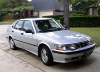 2002 Saab 9-3 Picture Gallery