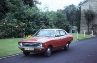 1975 Datsun 1200 Overview