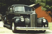 1941 Packard 110 Overview