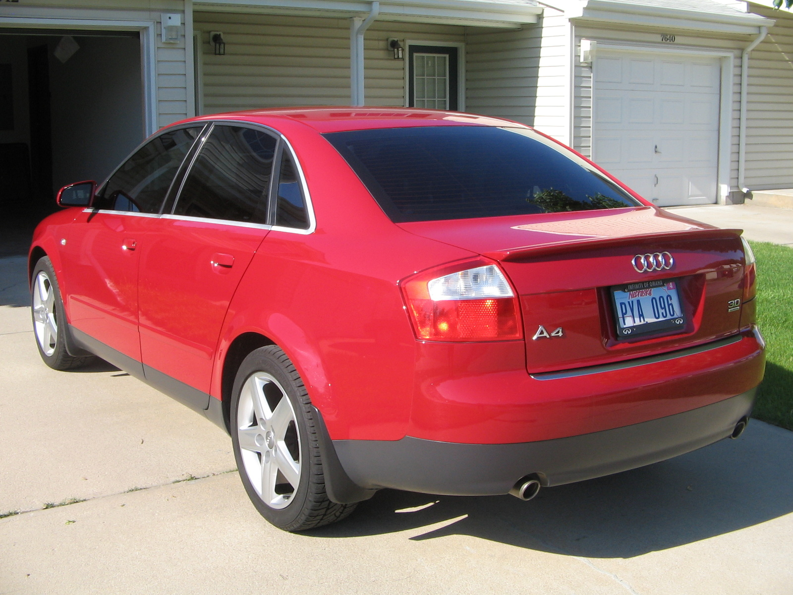 2003 Audi A4 3.0 Sedan Quattro Awd Horsepower