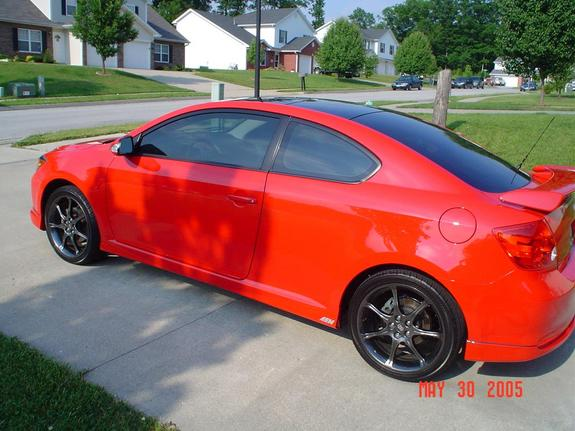 picture of 2005 scion tc sport coupe exterior. Black Bedroom Furniture Sets. Home Design Ideas