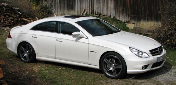 Picture of 2009 Mercedes-Benz CLS-Class CLS63 AMG