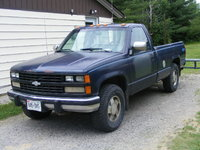 Chevrolet C/K 1500 Questions - Are body parts