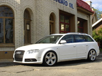 2007 Audi A4 Avant Picture Gallery