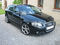 2004 Audi A3 Picture Gallery