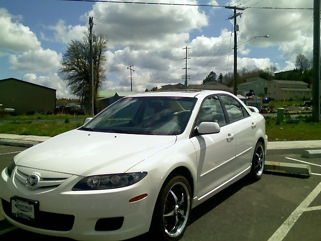 Picture of 2008 Mazda MAZDA6, exterior, gallery_worthy