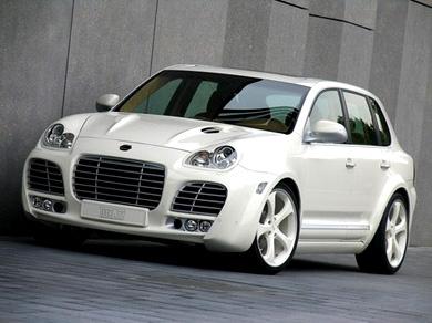 Picture of 2004 Porsche Cayenne S