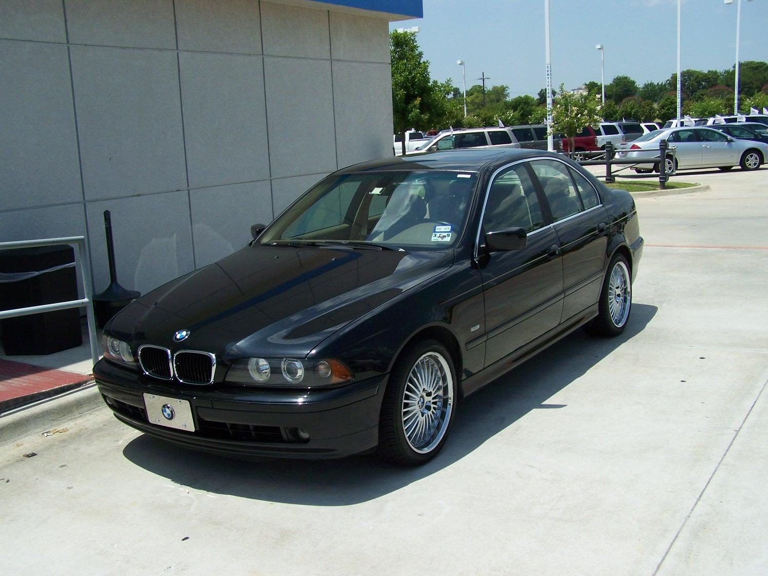 2002 Bmw 5 Series Exterior Pictures Cargurus