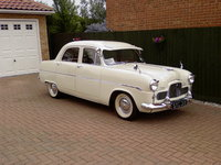 1953 Ford Zephyr Overview