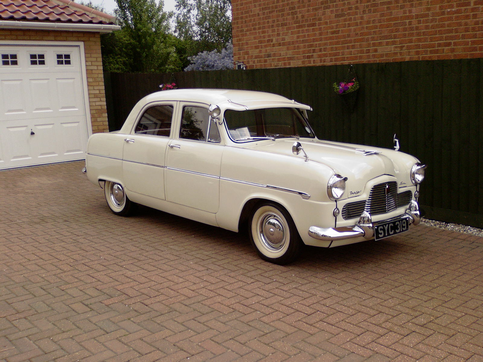 1953 Ford Zephyr Pictures CarGurus