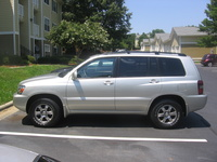 2006 Toyota Highlander Overview