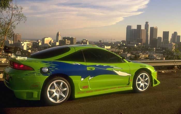 1998 Mitsubishi Eclipse GS-T Turbo, 1998 Mitsubishi Eclipse 2 Dr GS-T Turbo Hatchback picture, exterior