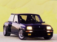 1975 Renault 5 Overview
