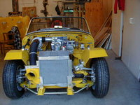 Picture of 1958 Austin-Healey Sprite, exterior, engine