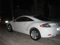 Picture of 2008 Mitsubishi Eclipse GS, exterior, gallery_worthy