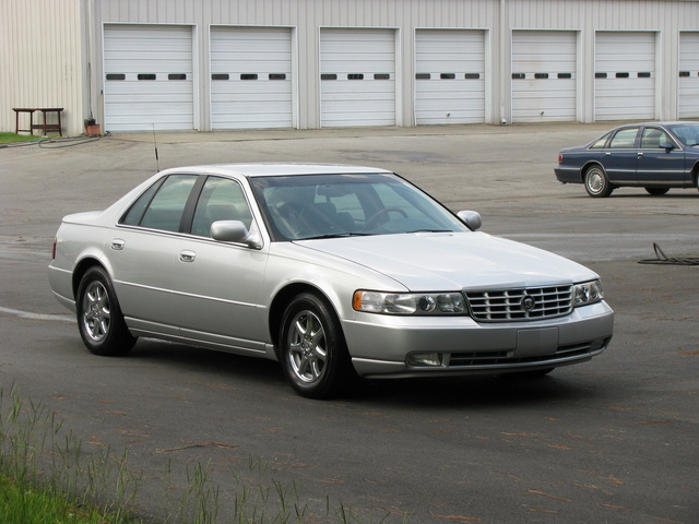 Picture of 2000 Cadillac Seville STS