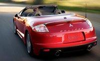 2009 Mitsubishi Eclipse Spyder, 09 Mitsubishi Eclipse Spyder, exterior, manufacturer