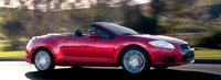 2009 Mitsubishi Eclipse Spyder, side view, exterior, manufacturer