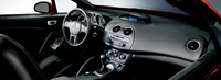 2009 Mitsubishi Eclipse Spyder, dashboard, interior, manufacturer