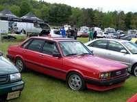 Picture of 1984 Audi 4000, exterior, gallery_worthy